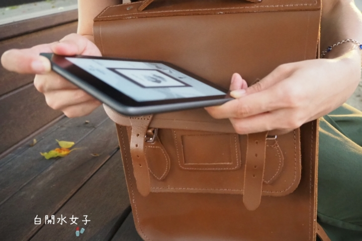 不傷眼電子紙閱讀器, Hyread Gaze Pocket 6吋 通勤 / 睡前開箱使用心得